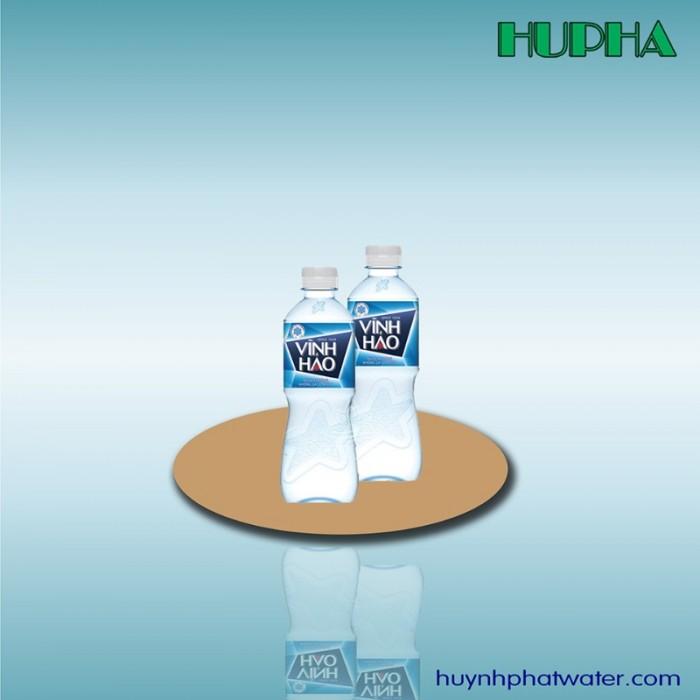 Nước khoáng vĩnh hảo chai 350ml0