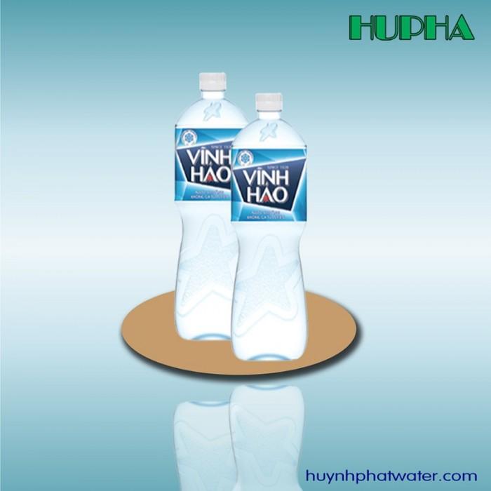 Nước khoáng vĩnh hảo chai 350ml2