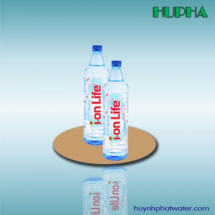 Nước uống ion life chai 450ml2