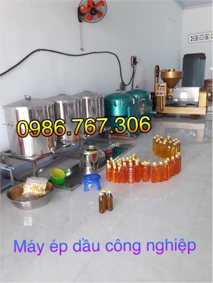 Máy ép dầu công nghiệp công suất lớn giá rẻ tại Quảng Nam,Quảng Ngãi,daklak,Bình Định.3
