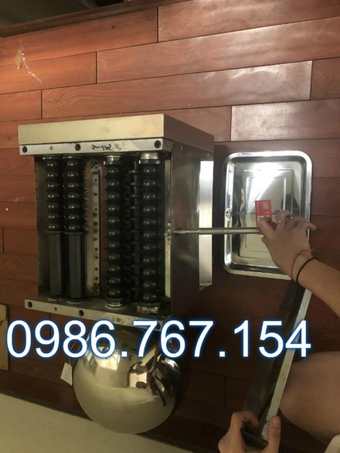 Máy làm viên tể, máy làm viên hoàn thuốc đông y 19mm (DZ-40) giá rẻ4