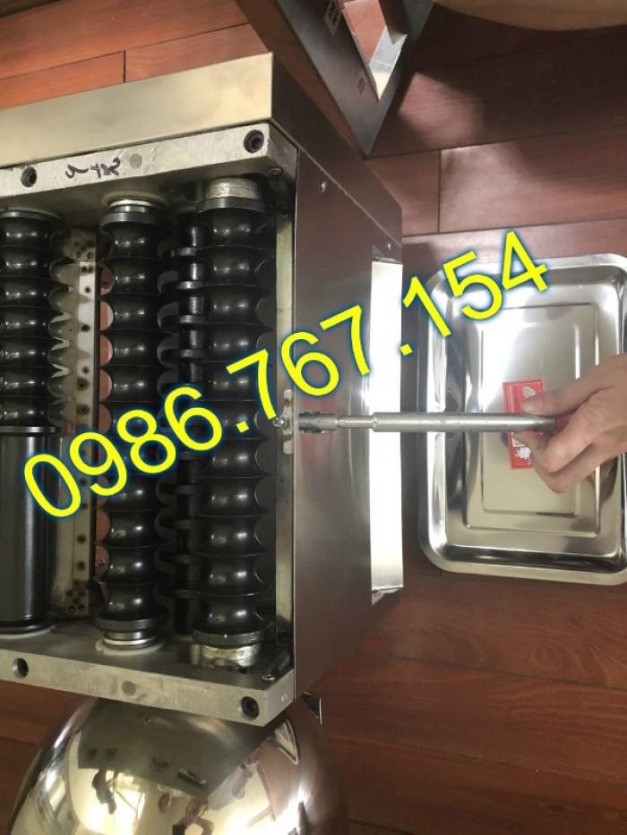 Máy làm viên tể, máy làm viên hoàn thuốc đông y 19mm (DZ-40) giá rẻ5