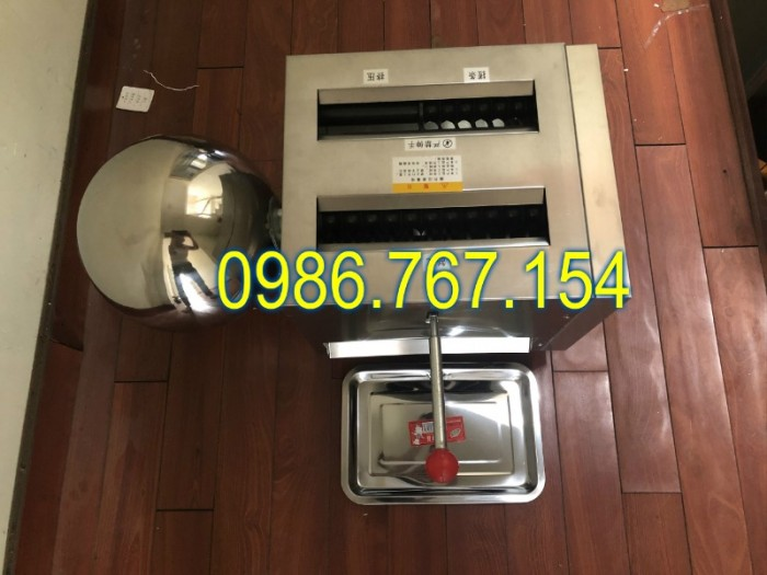 Máy làm viên tể, máy làm viên hoàn thuốc đông y 19mm (DZ-40) giá rẻ2