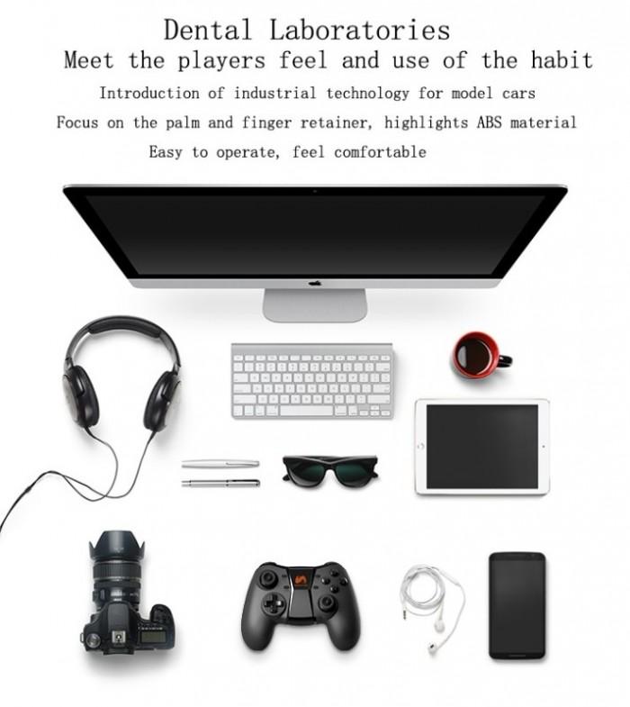 Tay cầm chơi game bluetooth NEWGAME Q16