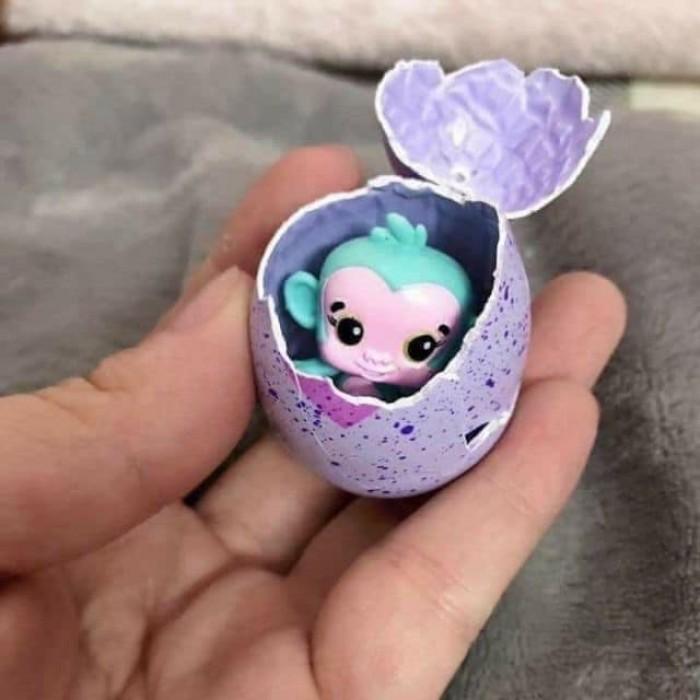 Trứng đổi màu0