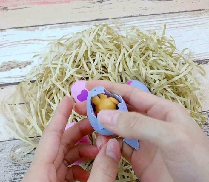 Trứng đổi màu2