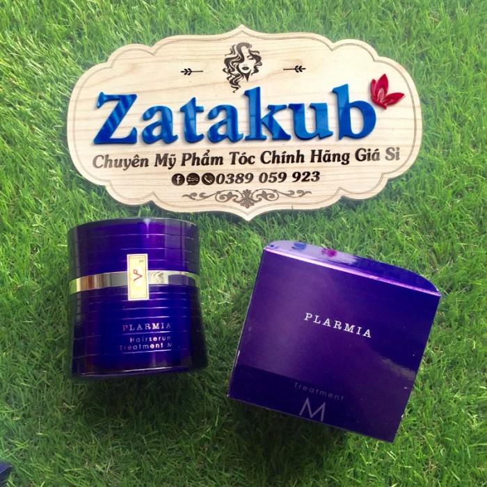 Kem xả Hairserum Treatment M Plarmia Milbon 200ml2