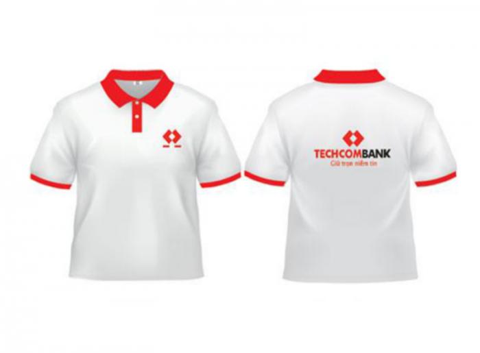 Xưởng may áo phông/ áo thun in/thêu logo quảng cáo làm quà tặng cho doanh nghiệp2