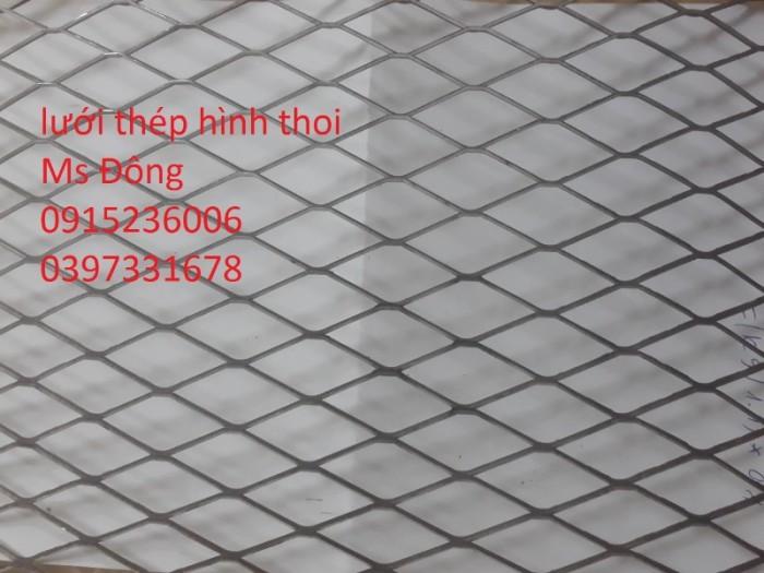 Chuyên cung cấp lưới thép hình thoi, lưới kéo giãn giá tốt Hà Nội, lưới mắt cáo, lưới thép inox2