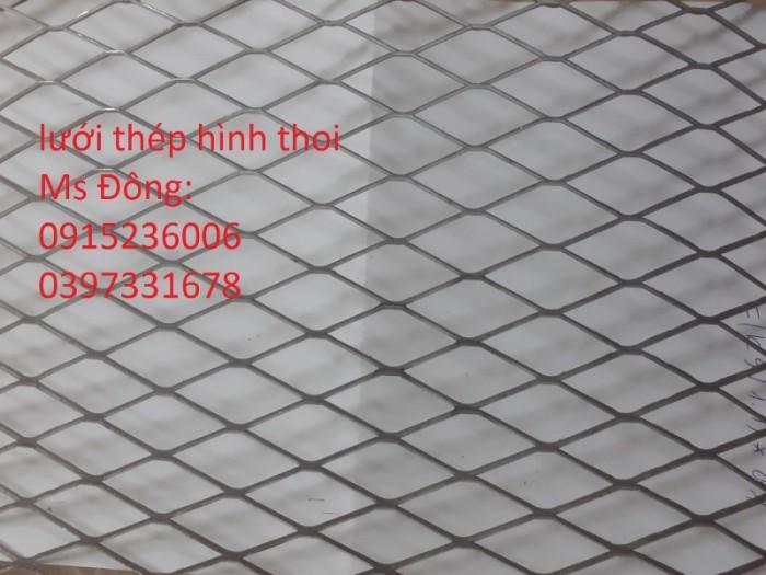 Chuyên cung cấp lưới thép hình thoi, lưới kéo giãn giá tốt Hà Nội, lưới mắt cáo, lưới thép inox1