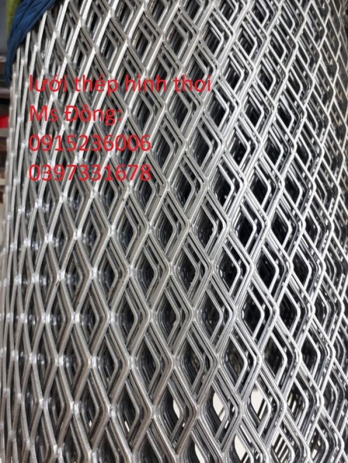 Chuyên cung cấp lưới thép hình thoi, lưới kéo giãn giá tốt Hà Nội, lưới mắt cáo, lưới thép inox4