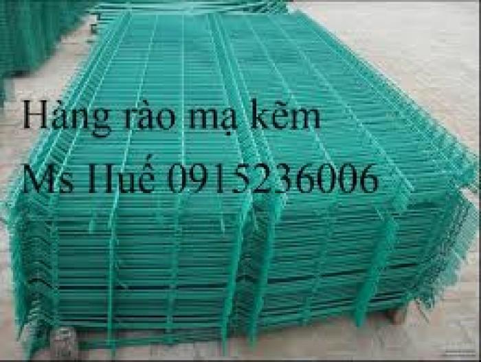 Hàng rào mạ kẽm bẽ tam giác hai đầu, lưới thép hàng rào mạ kẽm, lưới thép hàng rào sơn tỉnh điện2