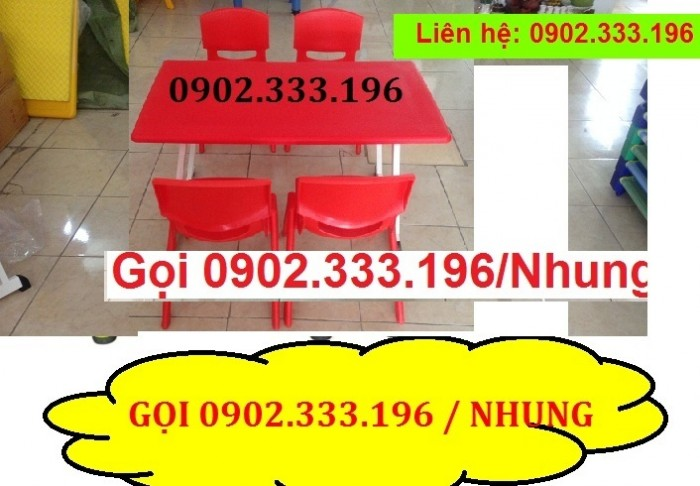 Công ty bán bàn ghế trẻ em, bàn ghế học sinh, bàn ghế  mẫu giáo4