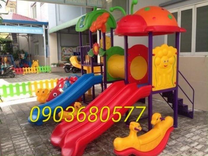 Cung cấp cầu trượt vận động dành cho trẻ em vui chơi4