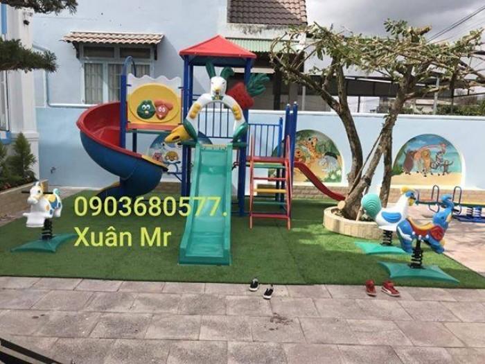 Cung cấp cầu trượt vận động dành cho trẻ em vui chơi3