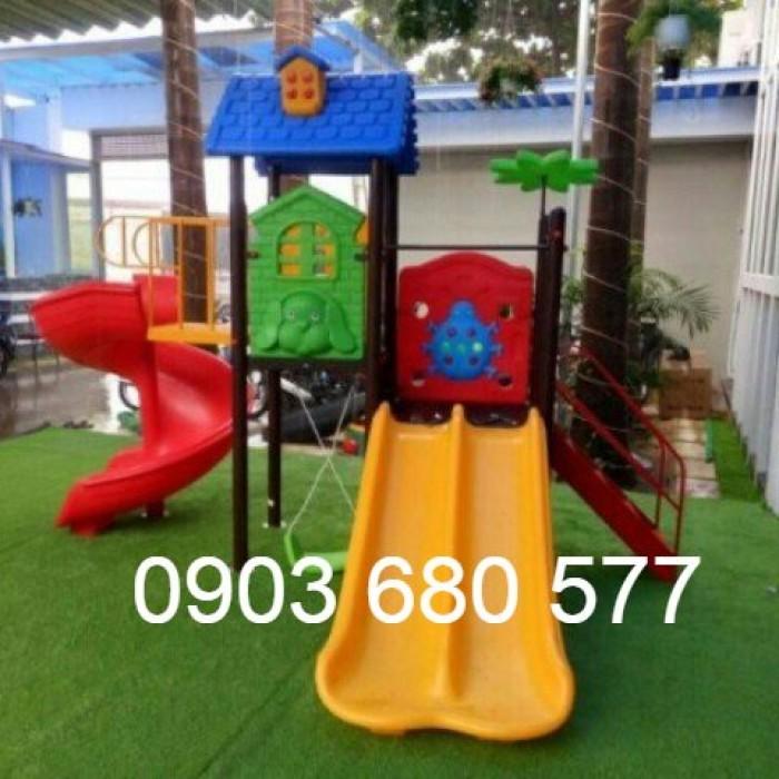 Cung cấp cầu trượt vận động dành cho trẻ em vui chơi1
