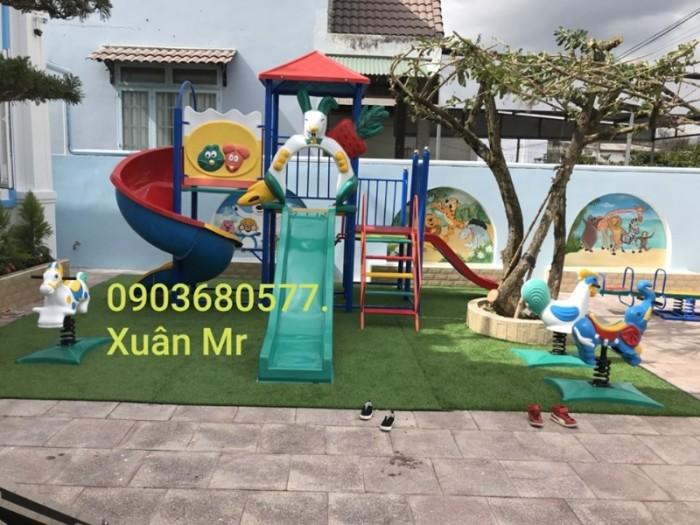Cung cấp cầu trượt vận động dành cho trẻ em vui chơi18