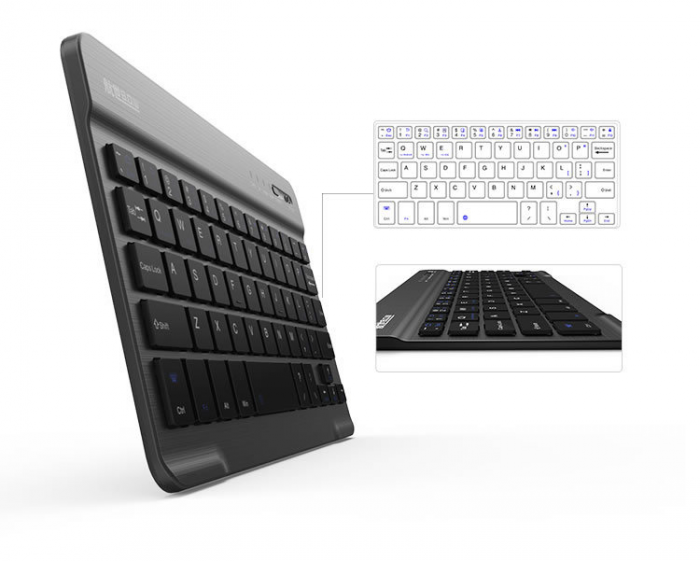 Bàn phím bluetooth rời cho Ipad tablet 9.7 inch kết nối bluetooth2