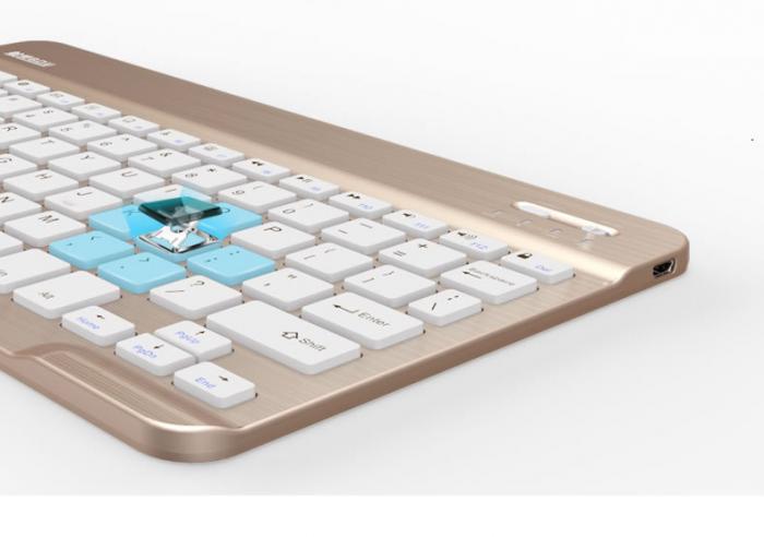 Bàn phím bluetooth rời cho Ipad tablet 9.7 inch kết nối bluetooth3