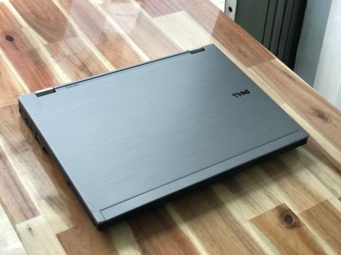 Laptop Dell Latitude E6410, i5 M520 4G 500G Vga rời Đẹp zin 100% Giá rẻ0