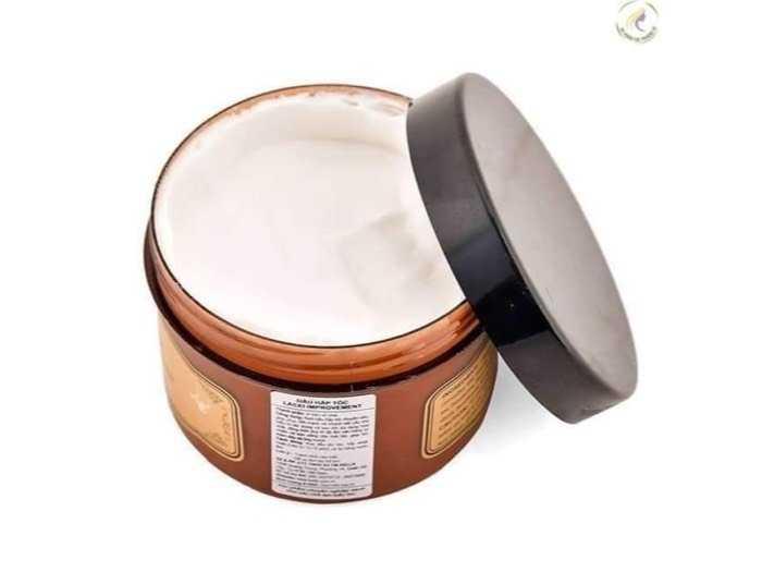 Hấp dầu # Lacei Improvement 500ml- chuyên phục hồi tóc hư tổn1