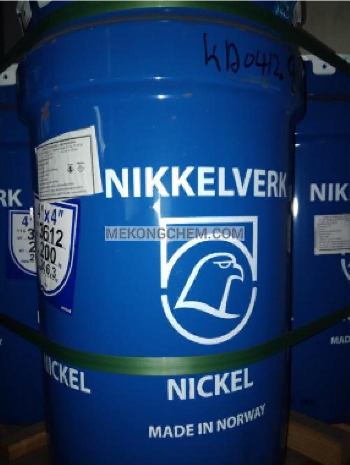 Nickel 4'x4'