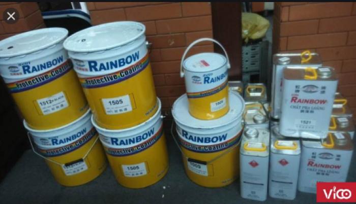 Cung cấp sơn Epoxy Rainbow cho công trình giá tốt0