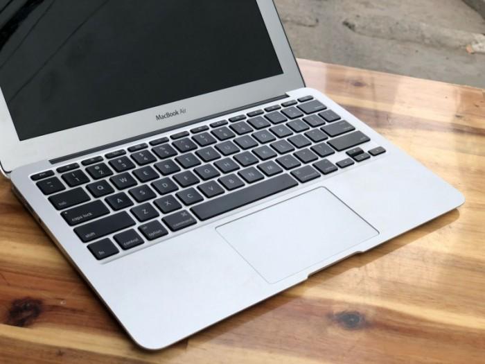 Macbook Air 2015 11inch, i5 4G SSD128 Vga HD6000 Pin khủng Keng Zin Giá rẻ1