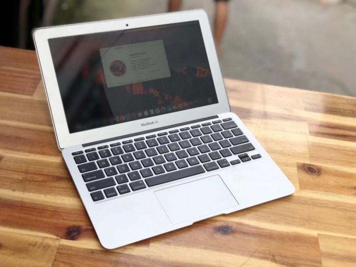 Macbook Air 2015 11inch, i5 4G SSD128 Vga HD6000 Pin khủng Keng Zin Giá rẻ2