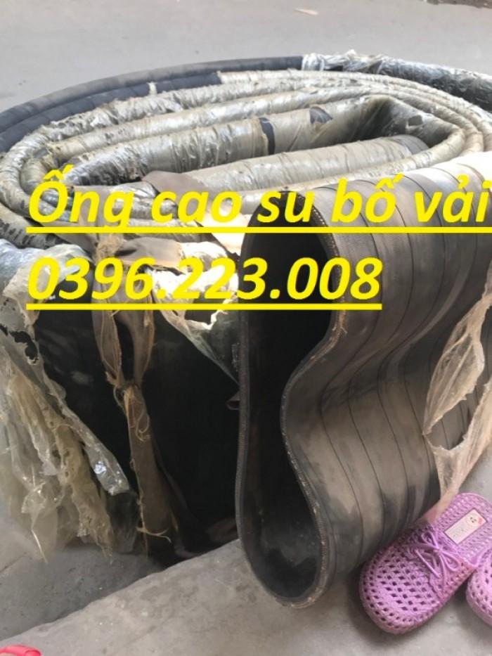Ống cao su bố vải được sản xuất trên dây truyền hiện đại với khả năng chịu nhiệt cao2