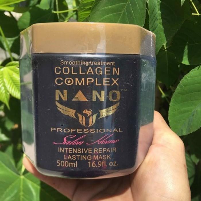 Kem hấp dầu Collagen Nano Complex phục hồi hư tổn 500ml4