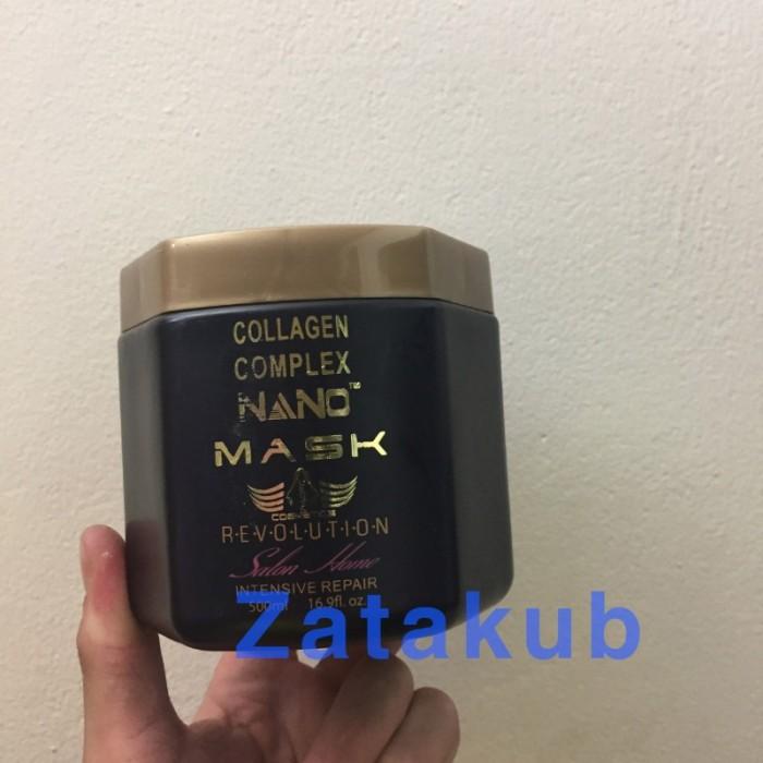 Kem hấp dầu Collagen Nano Complex phục hồi hư tổn 500ml8