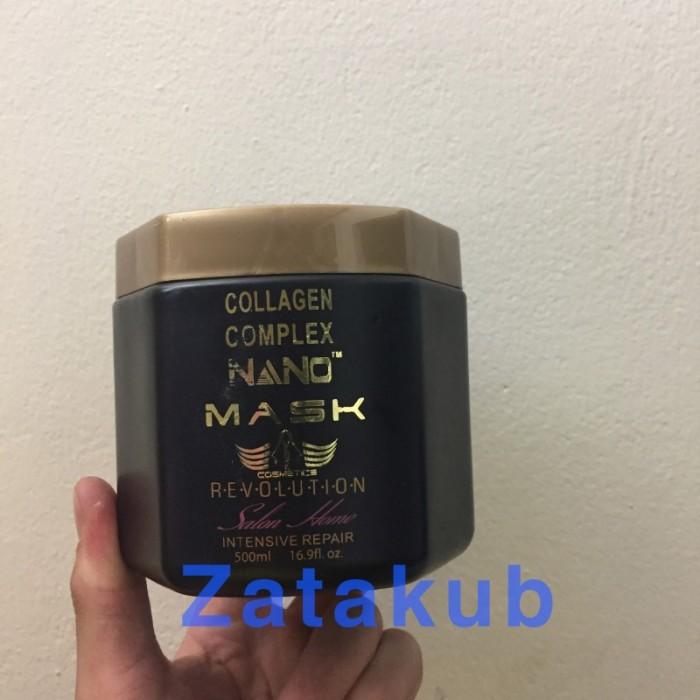 Kem hấp dầu Collagen Nano Complex phục hồi hư tổn 500ml7