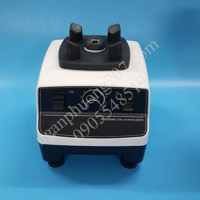 Máy xay sinh tố công nghiệp German G5200 2200W, Cối 2 lít, Dao 8 lưỡi Japan5