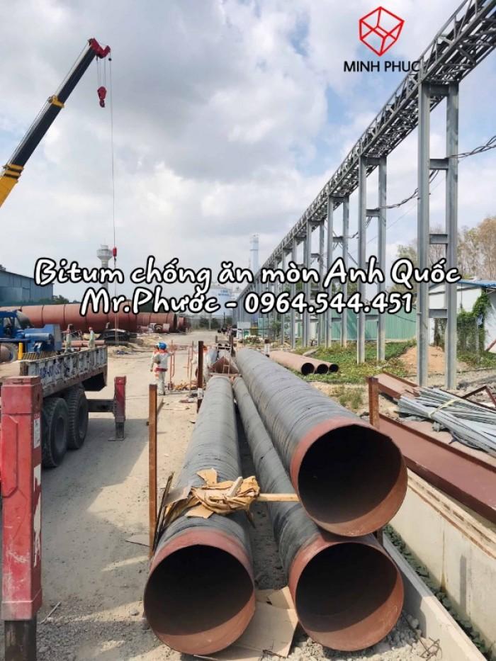 Bitum bảo vệ đường ống pccc chôn ngầm6