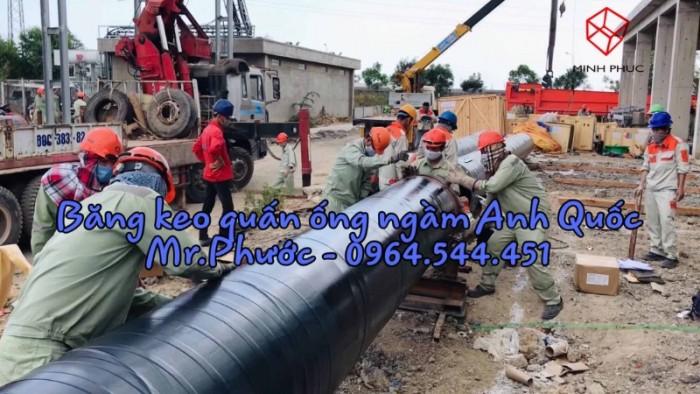 Bitum bảo vệ đường ống pccc chôn ngầm2
