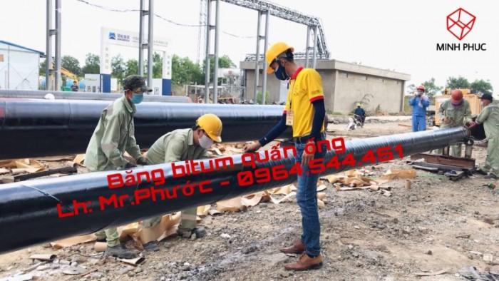 Bitum bảo vệ đường ống pccc chôn ngầm3