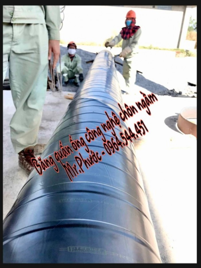 Bitum bảo vệ đường ống pccc chôn ngầm7