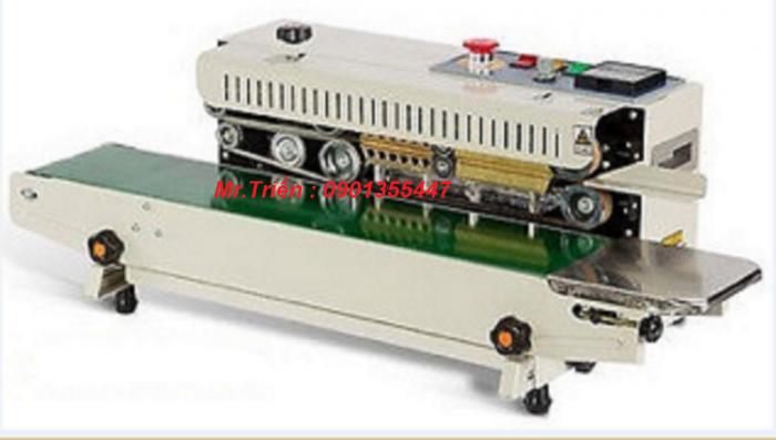 Máy hàn miệng bao nhôm,thiết ,tráng bạc dạng đứng WP-1100V giá rẻ Bình Dương5