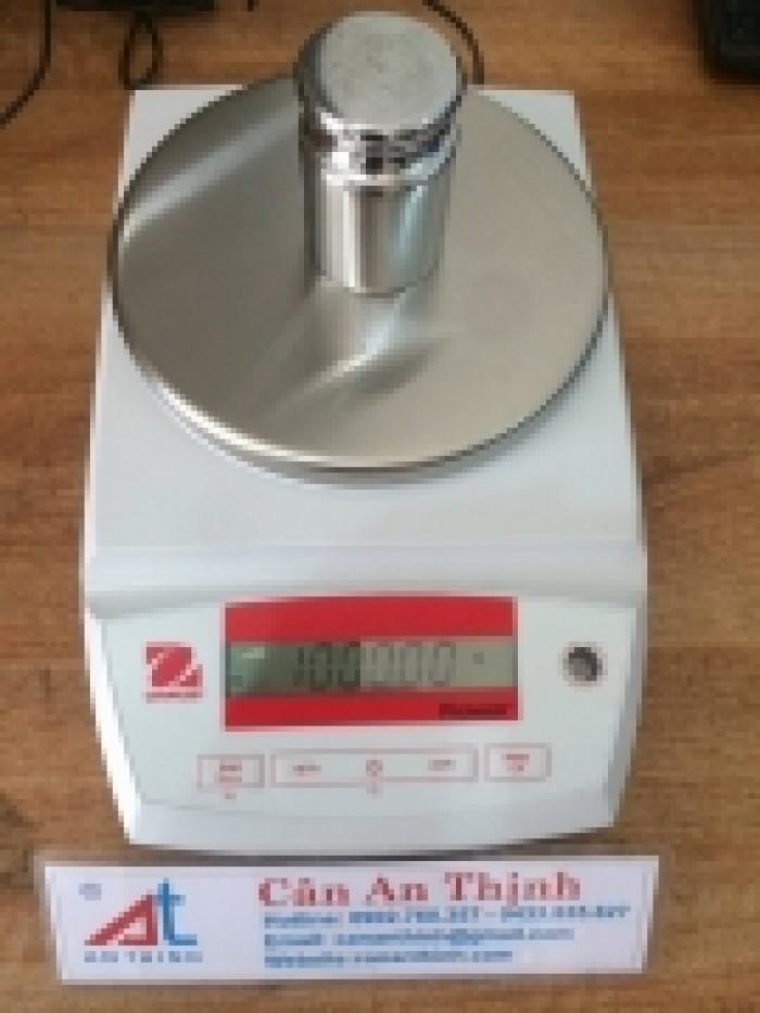 Cân điện tử PA4102/4102C Ohaus USA - cân phân tích - cân An Thịnh0