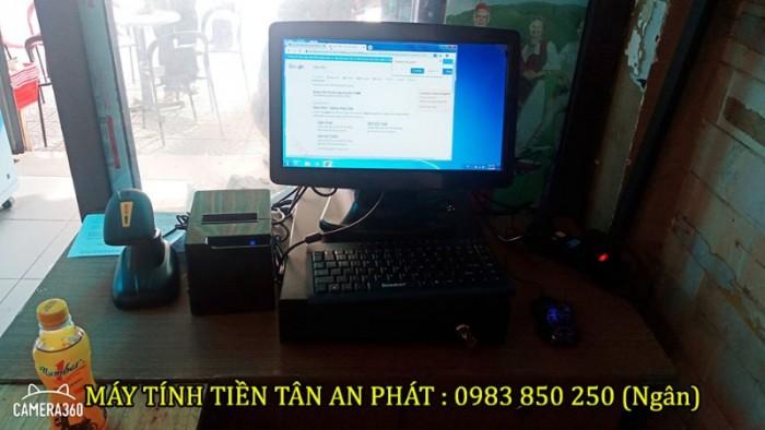 Bộ máy tính tiền cho siêu thị - Mini mart Tại Đà Nẵng2