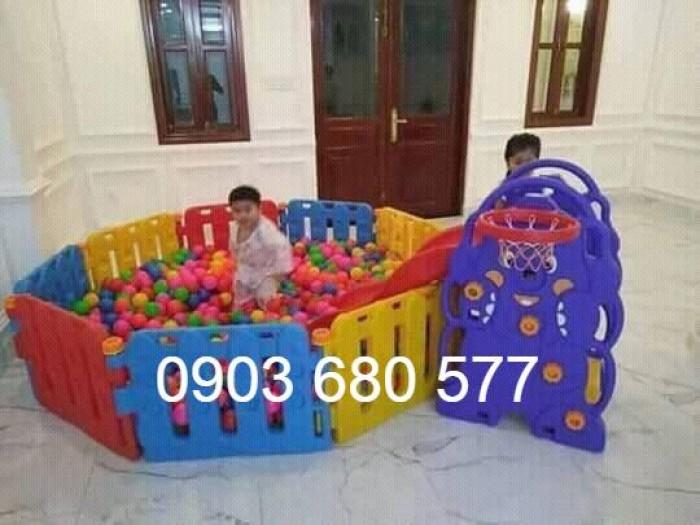 Chuyên cung cấp nhà banh vận động cho bé giá rẻ, chất lượng cao15