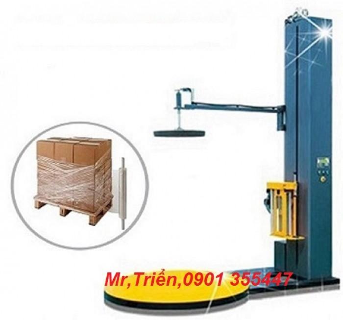 Máy quấn màng pe kiện hàng nhỏ WP-800N giá rẻ TP Hồ Chí MInh3