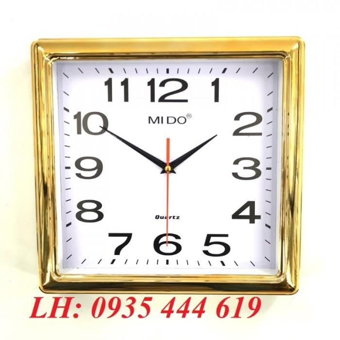 Đồng hồ treo tường in logo doanh nghiệp tại Huế2