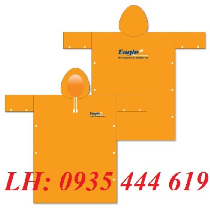 Công ty sản xuất áo mưa in logo khách hàng giá rẻ tại Huế1