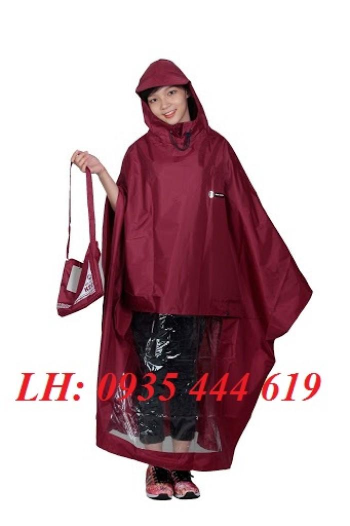 Công ty sản xuất áo mưa in logo khách hàng giá rẻ tại Huế5