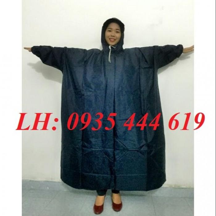 Công ty sản xuất áo mưa in logo khách hàng giá rẻ tại Huế0