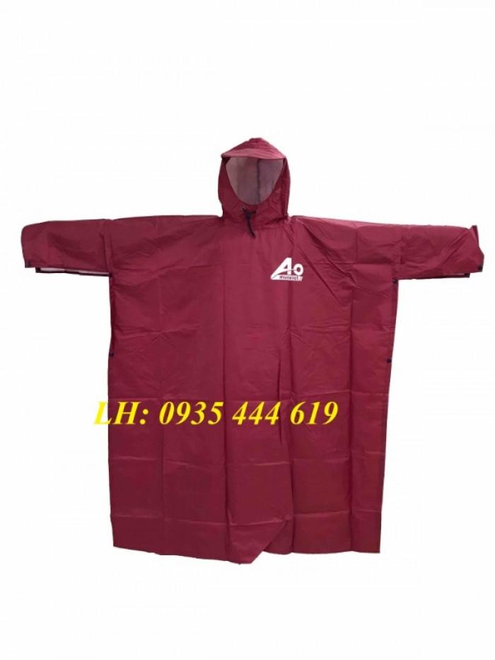 Công ty sản xuất áo mưa in logo khách hàng giá rẻ tại Huế6