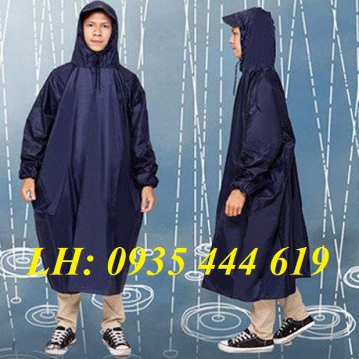 Công ty sản xuất áo mưa in logo khách hàng giá rẻ tại Huế3