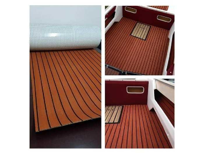 Thảm Lót Cano 1m2x2m4 , chất liệu EVE0